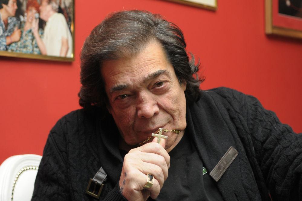 Cacho Castaña, cantante y compositor argentino