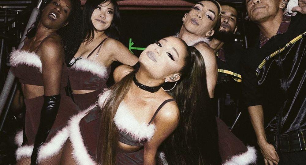 Ariana Grande, la cantante estadounidense