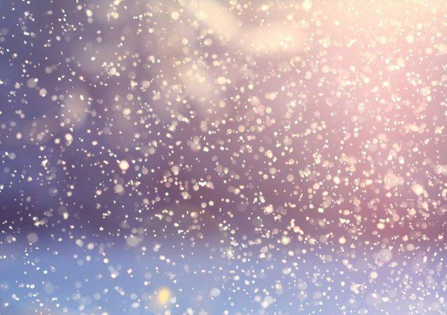 La nieve (imagen referencial)