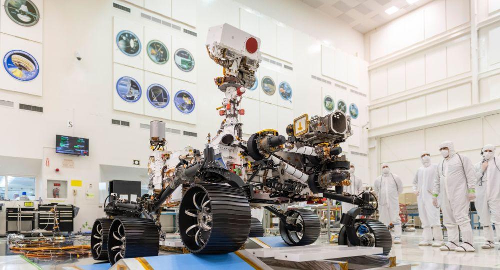 El róver Mars 2020