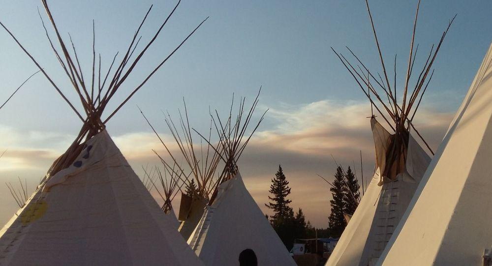 Pueblos indígenas originarios en Canadá