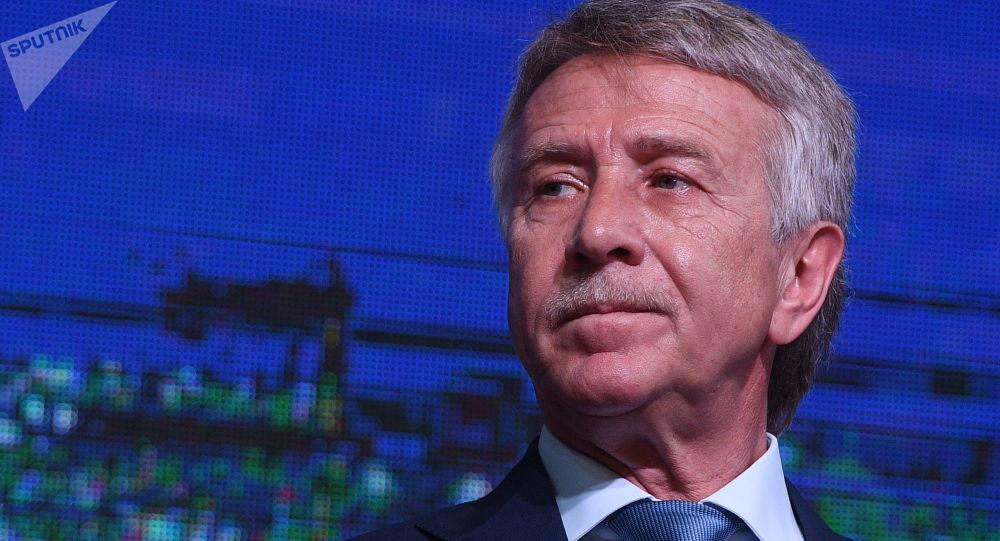 Leonid Mijelsón, multimillonario ruso