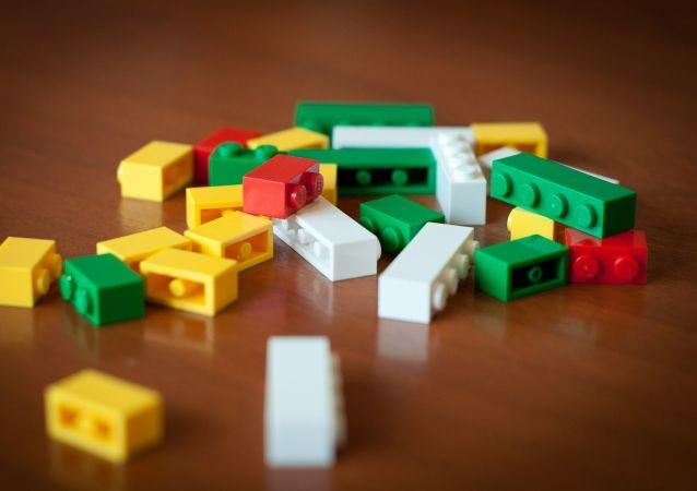 Bloques de LEGO (imagen referencial)