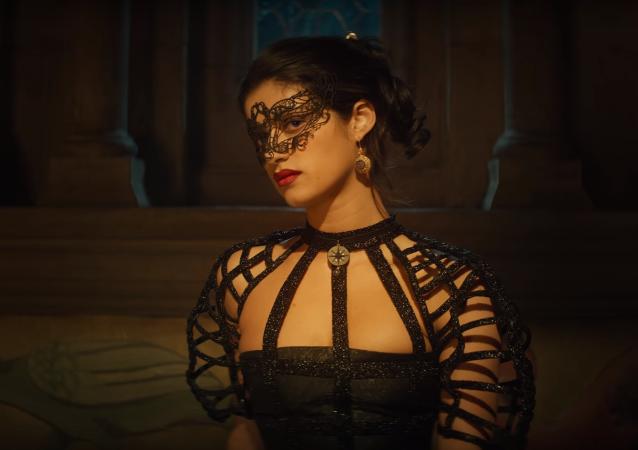 Yennefer (Anya Chalotra) en una escena de la serie 'The Witcher'