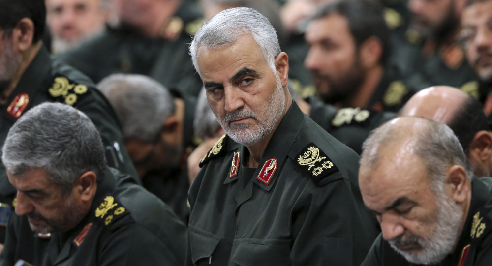 Qasem Soleimani, líder iraní muerto en el ataque de Estados Unidos