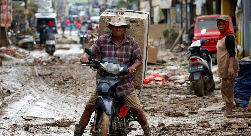 La situación en Indonesia