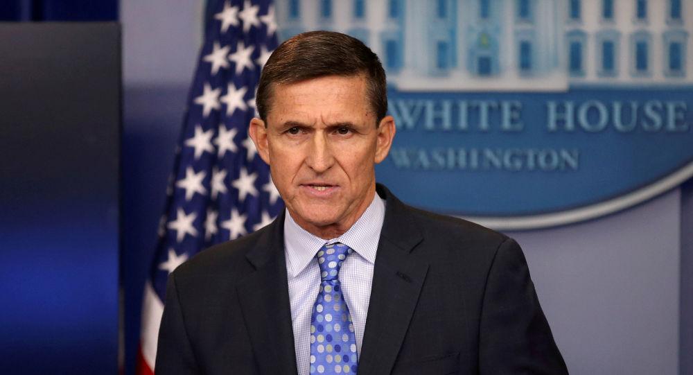 Michael Flynn, el exconsejero de Seguridad Nacional de EEUU