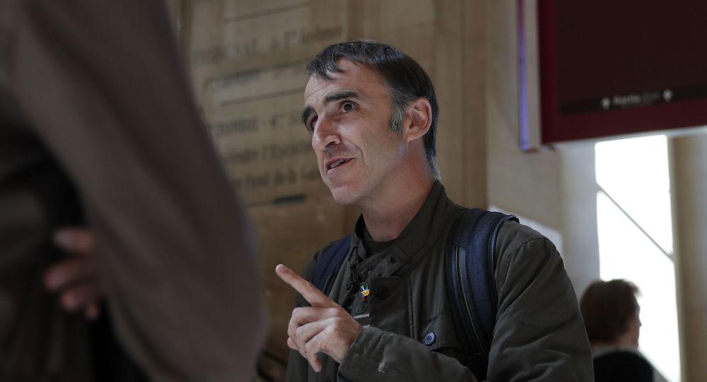 Josu Urrutikoetxea, alias Josu Ternera, exdirigente de la organización terrorista ETA