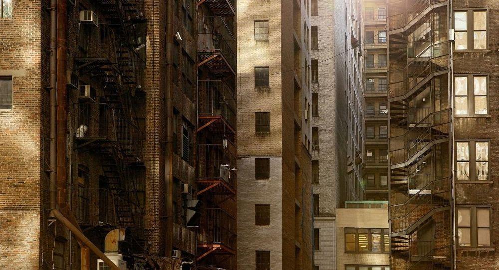 Un edificio (imagen referencial)
