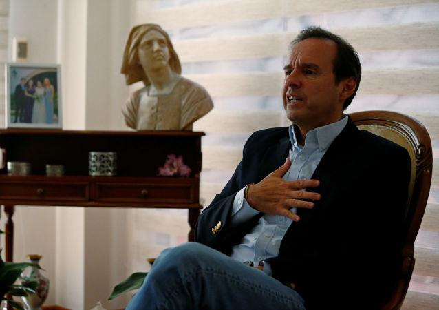 Jorge Quiroga, expresidente de Bolivia