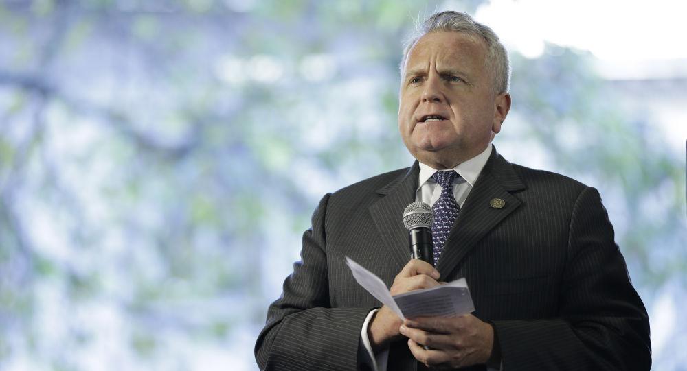 John Sullivan, nuevo embajador de Estados Unidos en Rusia