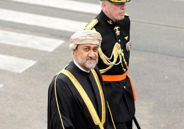 Haitham bin Tarek Said, nuevo sultán de Omán