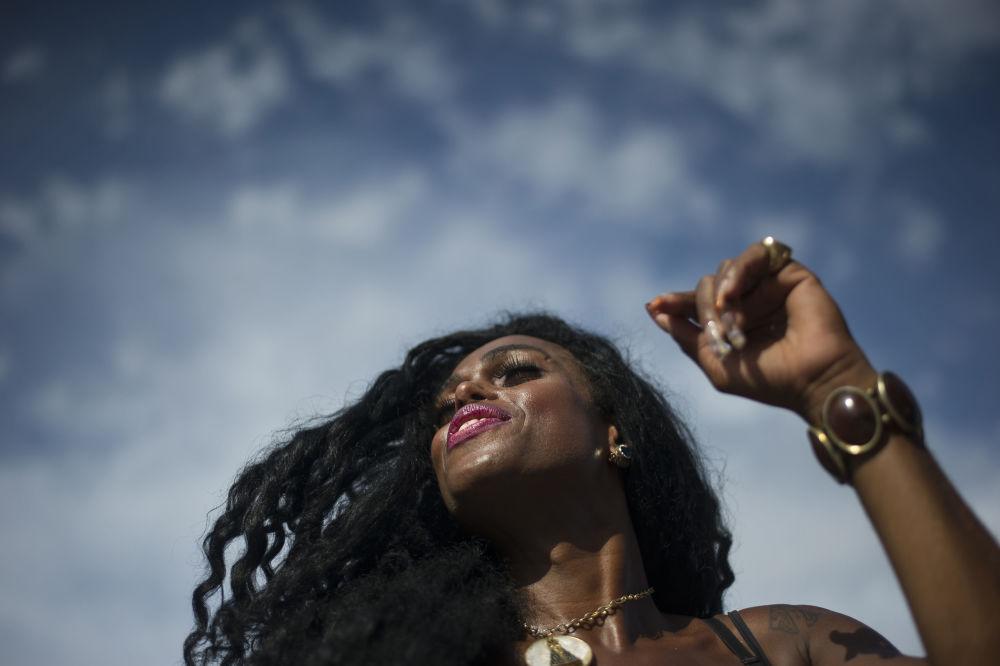 Empieza la temporada de carnavales en Río de Janeiro