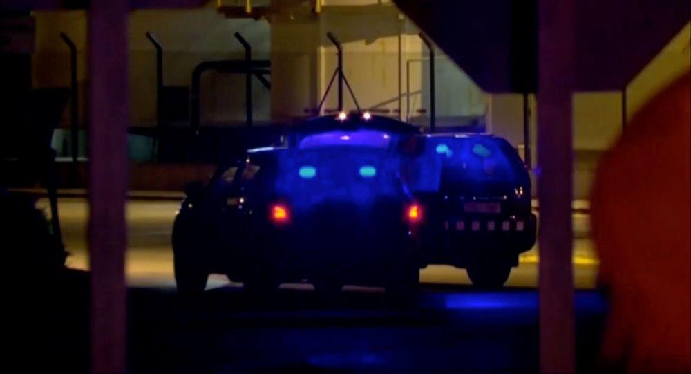 Servicios de emergencias que acudieron a la explosión en Tarragona