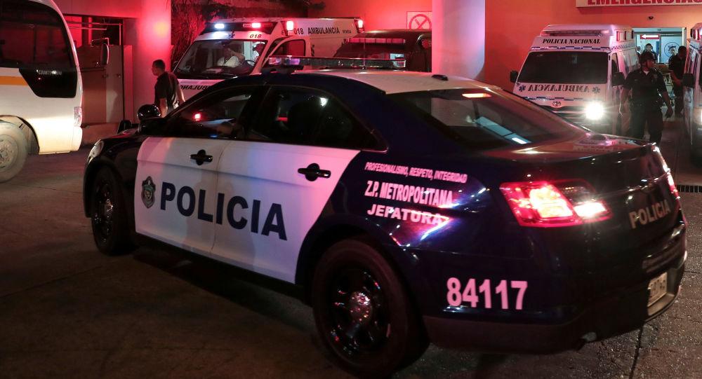 La policía de Panamá (Archivo)