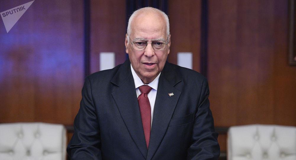 Ricardo Cabrisas, vice primer ministro de Cuba