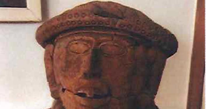 Piezas arqueológicas prehispánicas recuperadas por México en Alemania