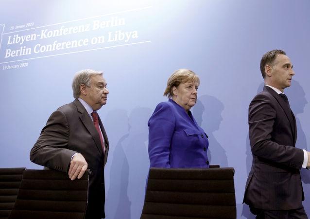 Conferencia internacional sobre Libia en Berlín