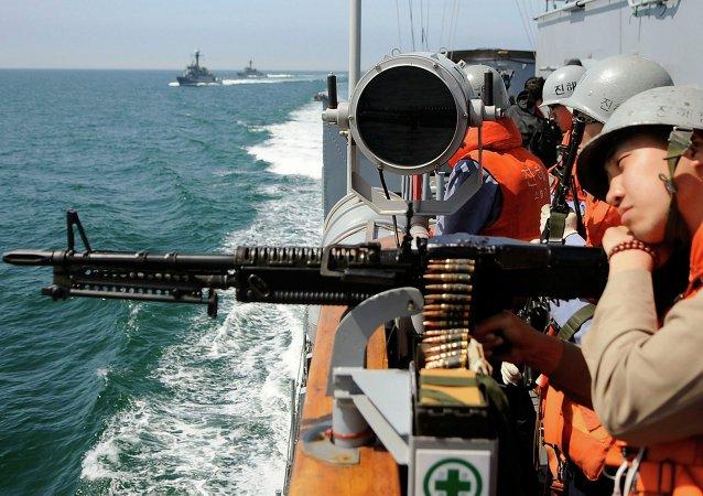 Armada surcoreana (Archivo)