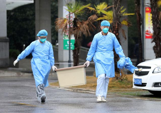 Médicos chinos