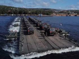 Las tropas de ingenieros militares de Rusia cumplen 319 años