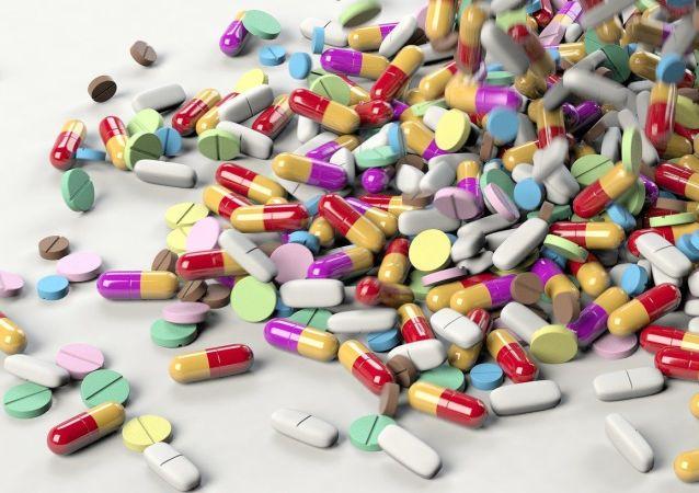 Medicamentos, imagen referencial