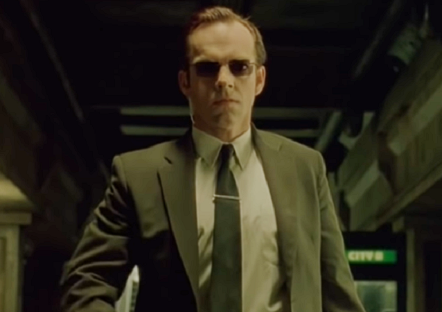Agente Smith, captura de pantalla