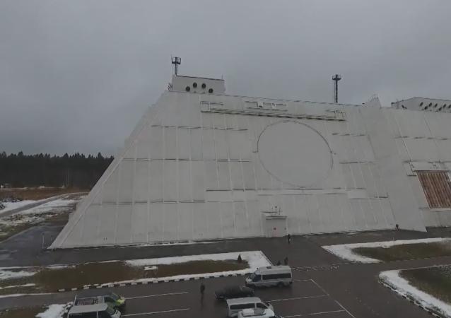 El radar Don-2N: el escudo de Moscú en acción