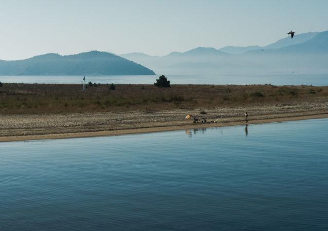 El mar Egeo