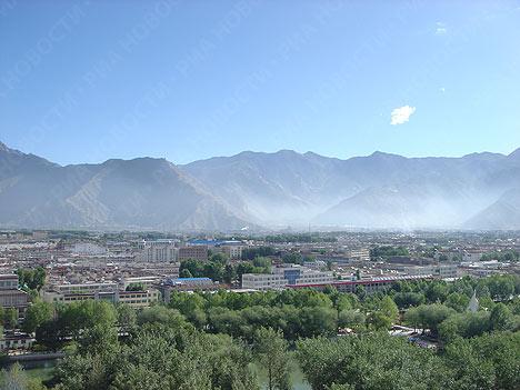 Fotoviaje con RIA Novosti. Tíbet
