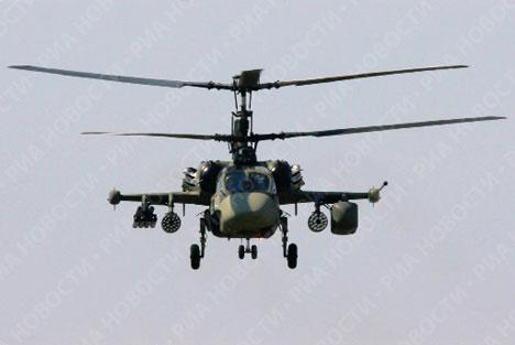 """""""Kamov"""", mayor empresa constructora de helicópteros rusa, cumple 60 años"""