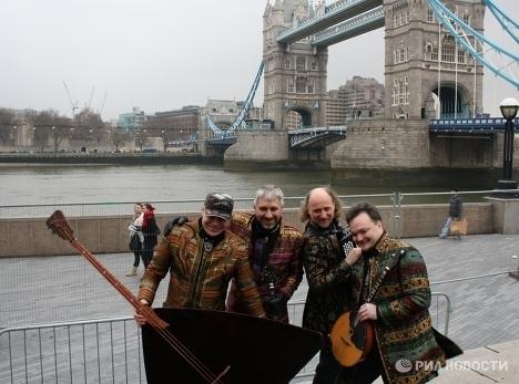 Londres celebra Máslenitsa fiesta rusa con raíces paganas