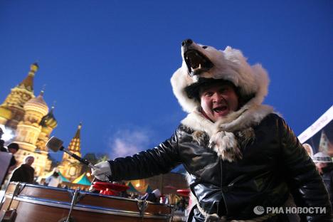 Moscú comienza la Máslenitsa, alegre fiesta pagana que anticipa la Cuaresma ortodoxa