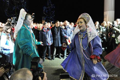 Inauguración de La Casa Rusa en Vancouver: invitados especiales y mucha fiesta