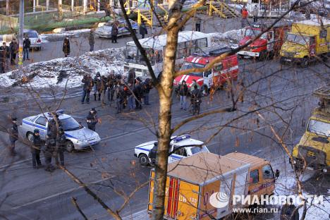 Hallazgo en Moscú: más de 900 proyectiles de tiempos de la II Guerra Mundial
