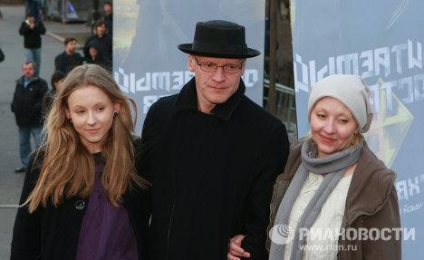 Rusos famosos y sus hijos adoptivos