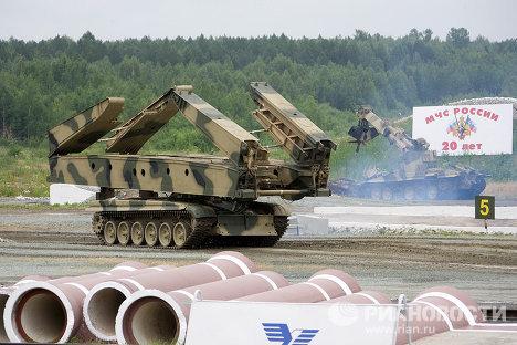 Feria Internacional Defensa y Protección 2010