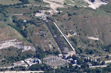 Atentado terrorista contra central hidroeléctrica en el Cáucaso del Norte