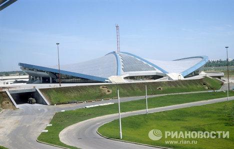 Instalaciones olímpicas que cambiaron Moscú