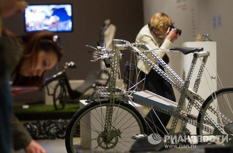 Moscú presenta maravillas de diseño industrial