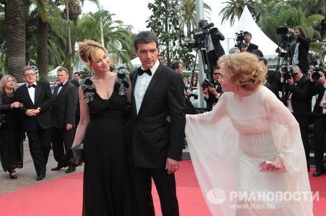 Церемония открытия 64-ого Каннского кинофестиваля 11 мая 2011 г.