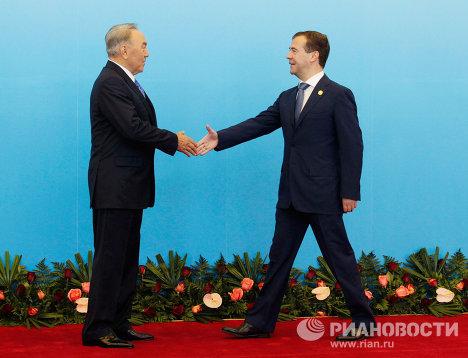 Los máximos dirigentes de los países de la OCS se reúnen en Kazajstán