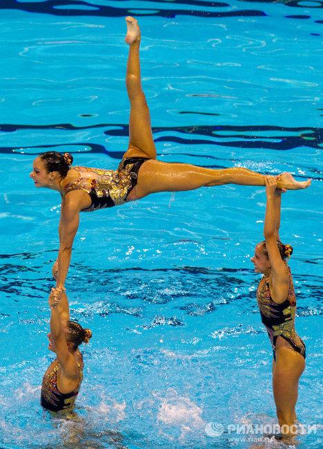 Сборная Канады по синхронному плаванию