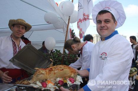 Banquete Eslavo 2011 se desarrolló en Moscú
