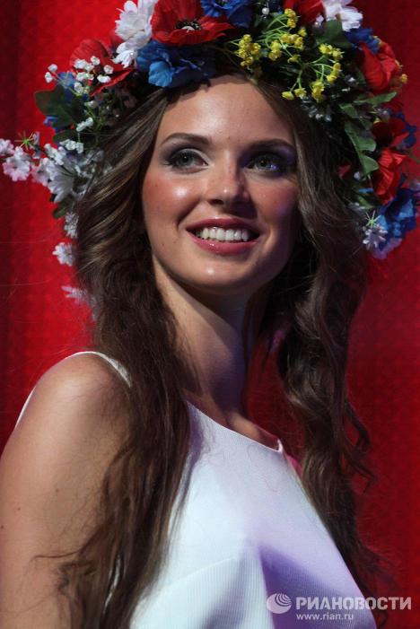 Ярослава Куряча стала Мисс Украина 2011