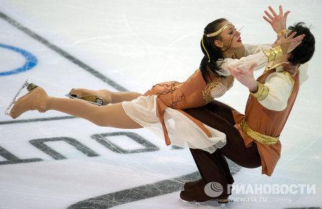 Зимняя юношеская Олимпиада-2012. Фигурное катание.