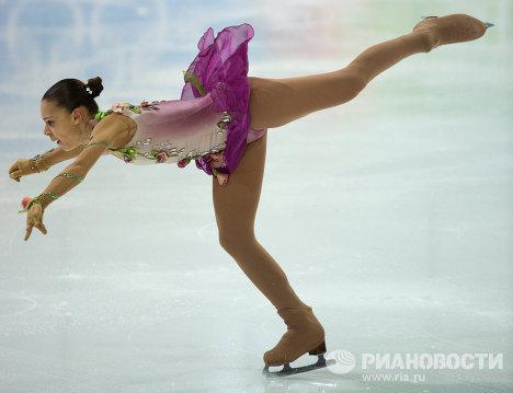 Зимняя юношеская Олимпиада-2012 . Фигурное катание. Женщины