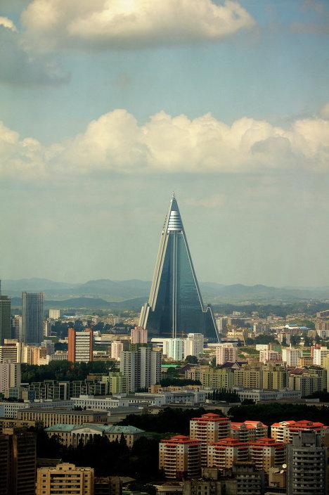 Гостиница Рюген в Пхеньяне