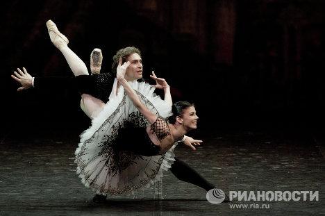 Гала–концерт звезд балета в честь юбилея Натальи Макаровой
