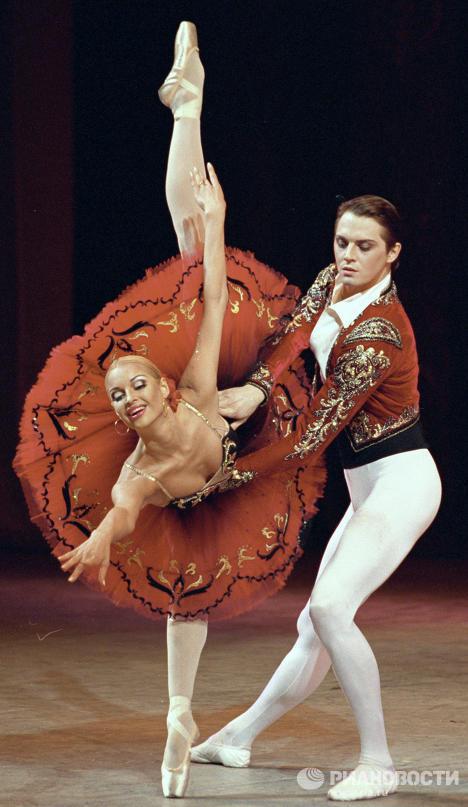 Гран-па из балета Минкуса Дон Кихот